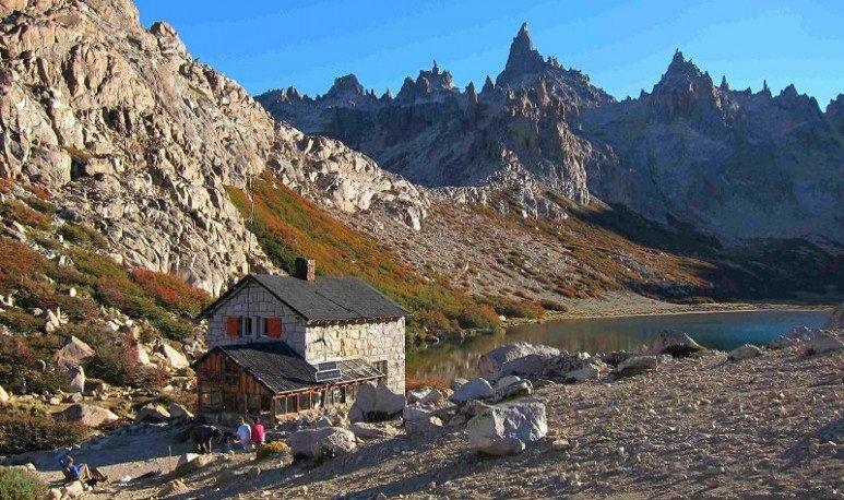 refugio frey cerro catedral san carlos de bariloche