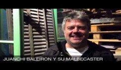 Juanchi Baleiron: entre dos pasiones