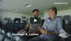 Santiago Ladino -  Entrevista