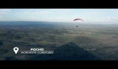 #TurismoAventura Volando sobre los Volcanes de Pocho