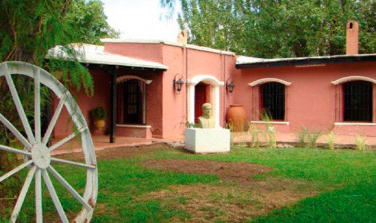 La Casa Molina lleva más de 200 años en pie