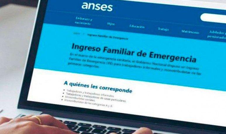 tucumano cobró el Ingreso Familiar de Emergencia