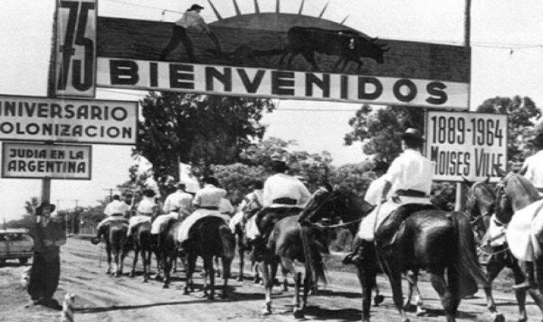 Los gauchos judíos que hicieron la Argentina