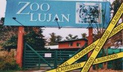 clausura definitiva del Zoológico de Luján