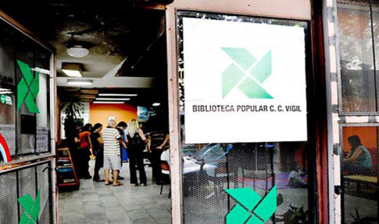 Biblioteca Popular Constancio C. Vigil