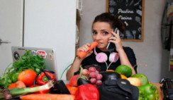 ¿Por qué cocina Paulina?