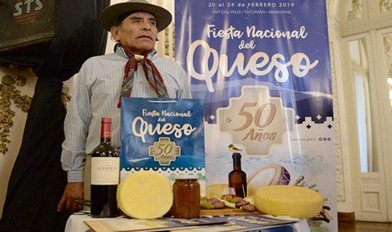 El queso tiene su fiesta en los valles tucumanos