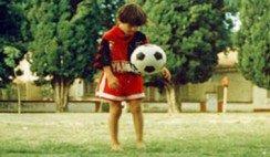 Un tour por la infancia de Leo Messi