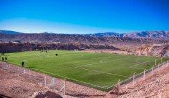 estadio de Humahuaca