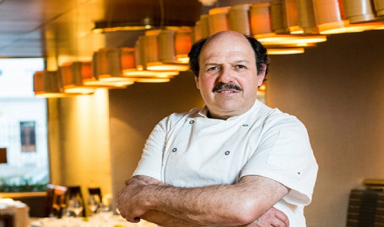 Chef Roal Zuzulich