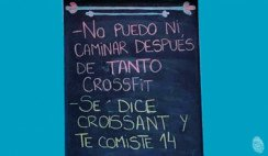 Crossfit o croissant