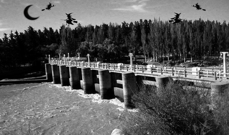 dique Valle de Uco