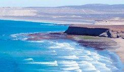 Santa Cruz Ruta azul