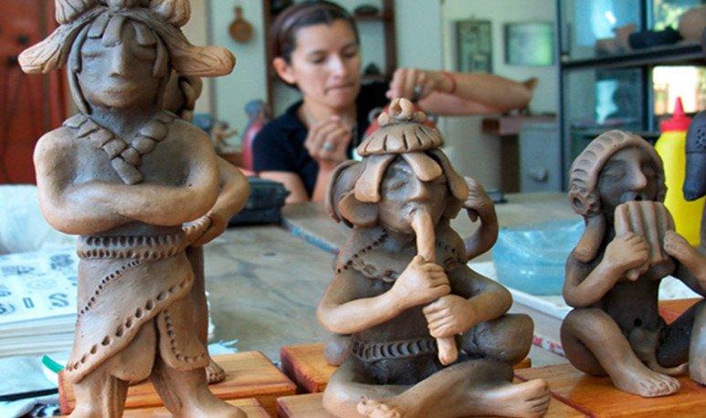 Santa Fe Taller cerámica