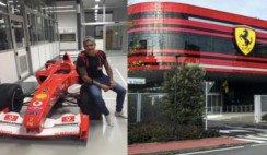 Cordobés Ferrari