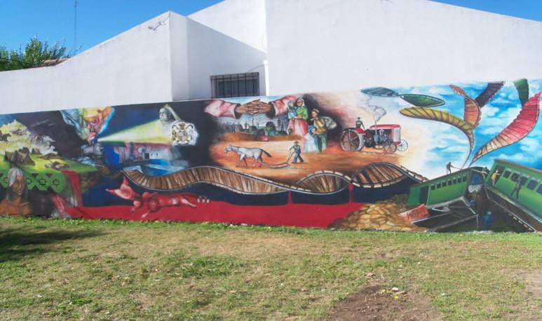 mural en mechoghue miramar