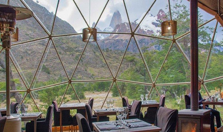 patagonia glamping