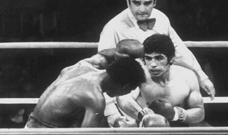 boxeo Hugo Corro