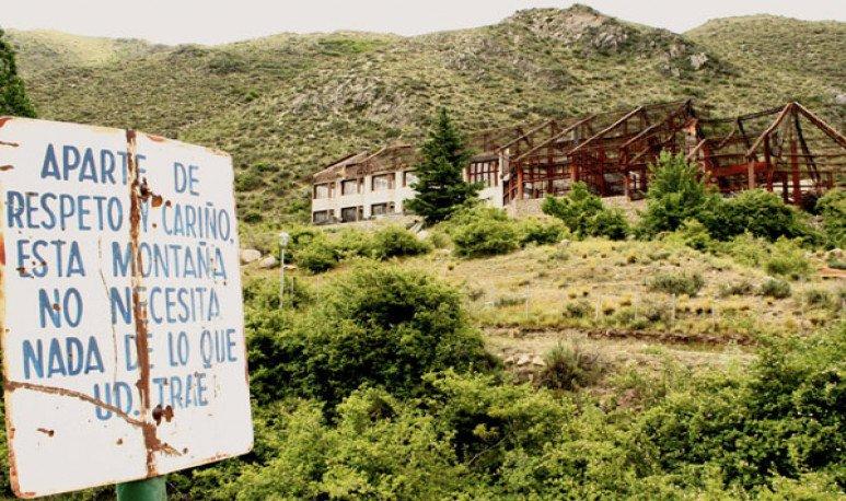 ruinas del hotel Samay Huasi