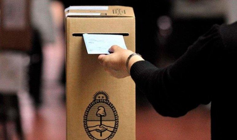 Elecciones urna Río Cuarto