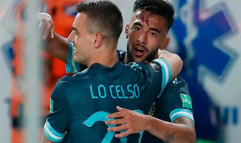 Argentina eliminatorias Qatar 2021