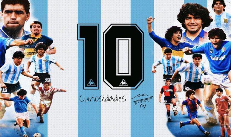 Maradona curiosidades