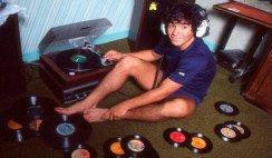 Canciones de Maradona