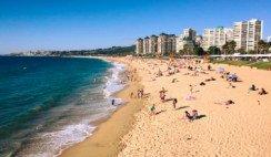 playas chilenas