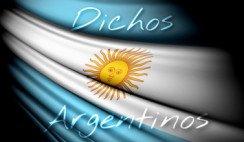 dichos argentinos