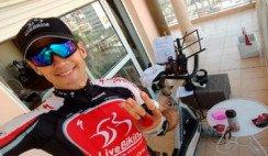 Patrick Sassoli: Pedaleo de excelencia