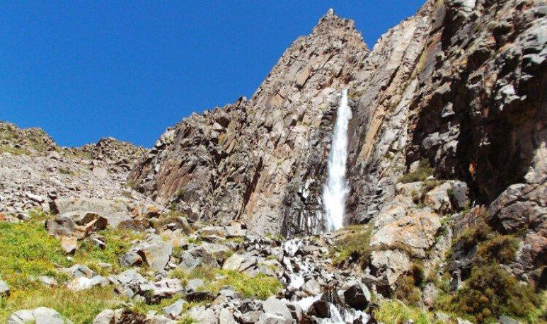 cascada de El Salto