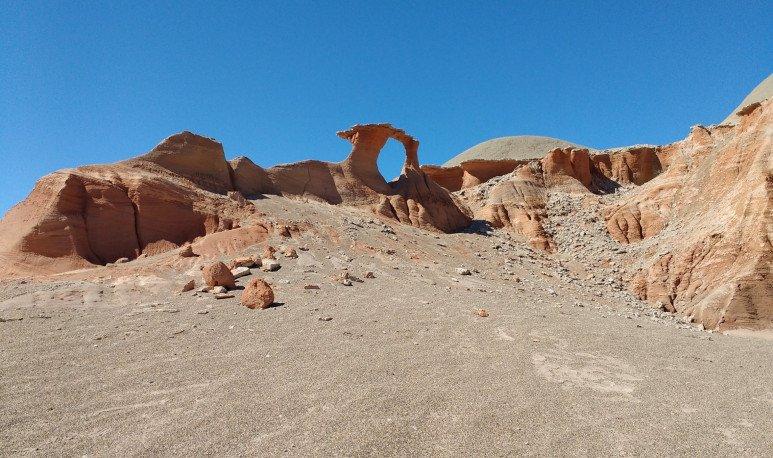 rocas coloradas anp