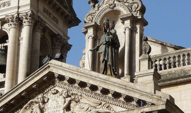 turismo religioso en rosario