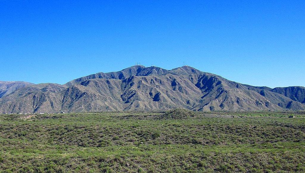 Natural Reserve Divisadero Largo