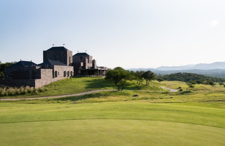 Un castillo escocés y cordobés