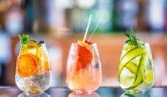 tragos con frutas