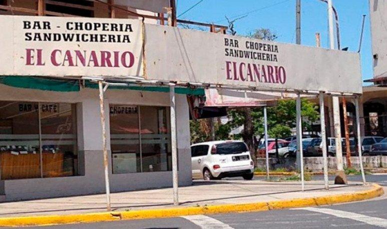 bar paranaense El Canario