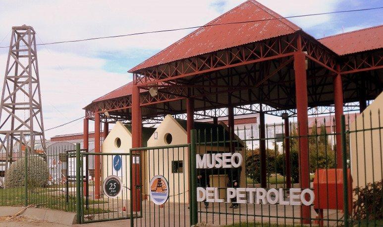 circuito del petróleo en comodoro Rivadavia