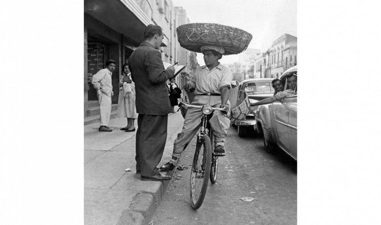 venta ambulante pan