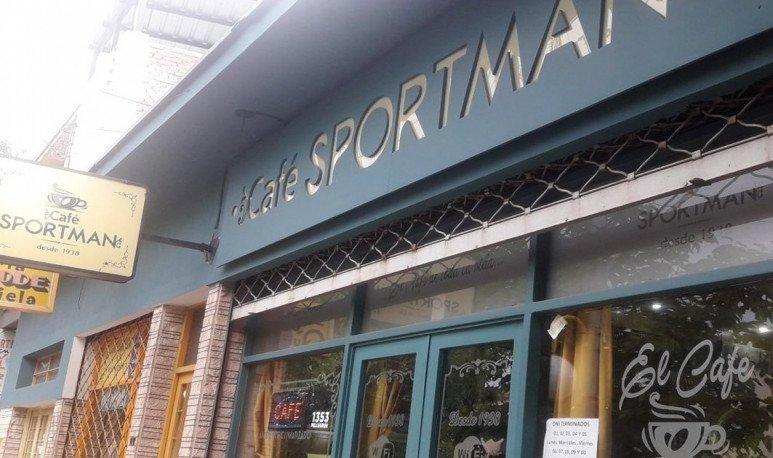 sportman fachada
