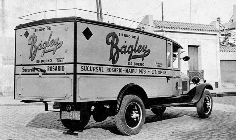 rosary - bagley