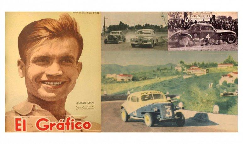 Marcos Ciani Miscellaneous