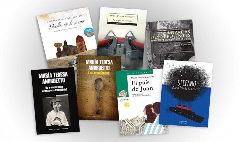 Maria Teresa Andruetto books