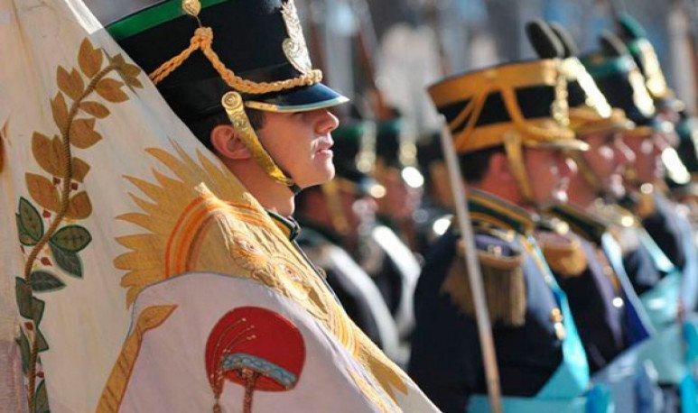 bandera de Los Andes