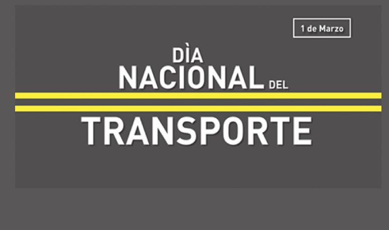dia del transporte