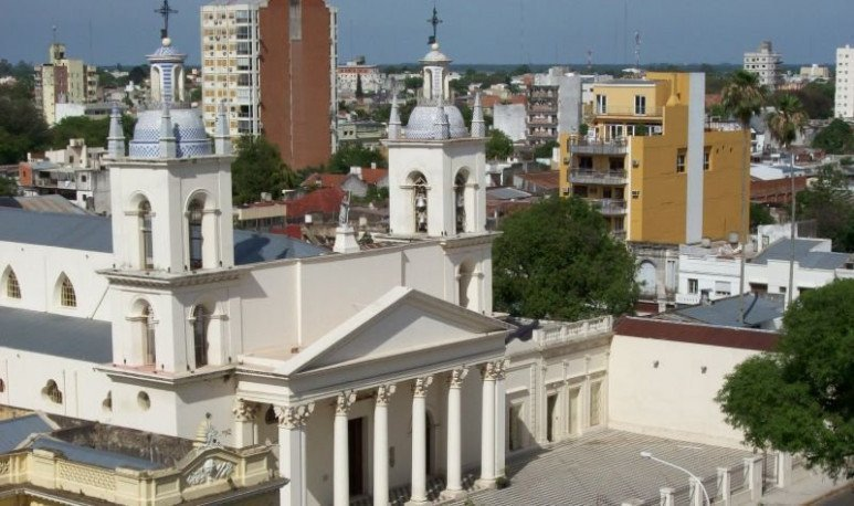 A tour of the city of Corrientes, and its seven wonderful churches, all located in its original town.