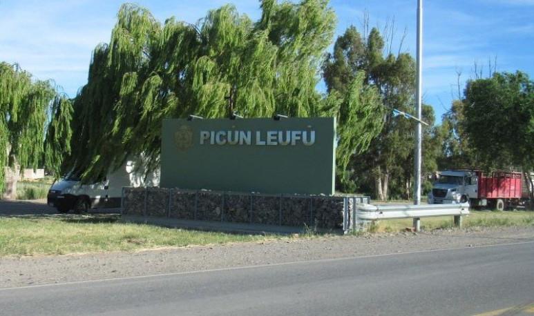 where is picun leufu