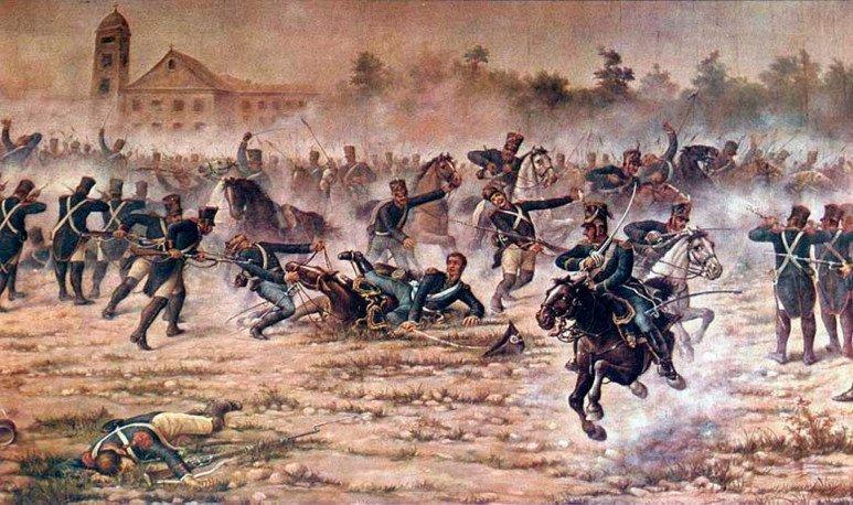 battle of San Lorenzo