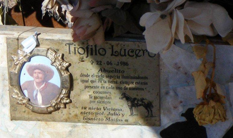 Tiófilo Lucero