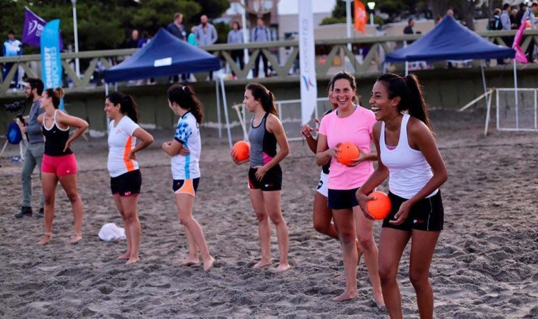 National LGBT Beach Games